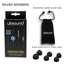 UBSOUND Fighter - Black